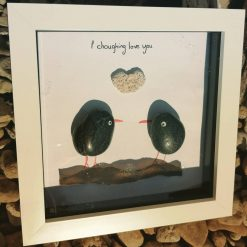 Choughing love you - picture