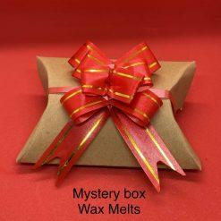 Mystery wax melt box
