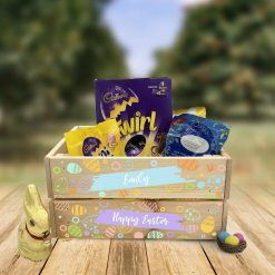 Personalised Easter Treat Crate
