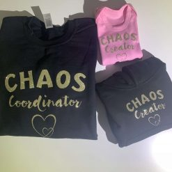 Chaos coordinator heavyweight sweatshirt