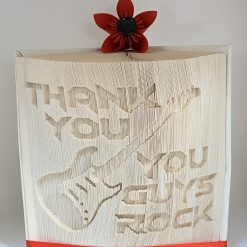 Thank You, You Guys Rock