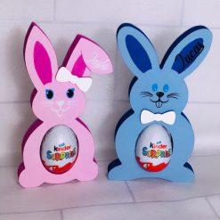 personalised kinder egg bunny holder,easter gift,easter egg holder,easter decor,Easter decoration