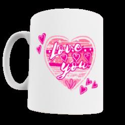 Love You - Valentines / someone special mug