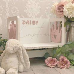 Personalised Nursery Chair