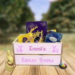 Personalised Easter Treats Crate
