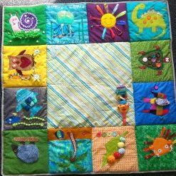 Bespoke baby's playmat (example)