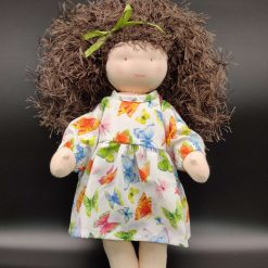 Dress-up doll Carmen for 5+ year olds