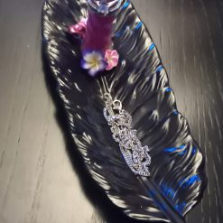 Feather Jewellery Tray