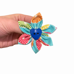 Sew Cute flower