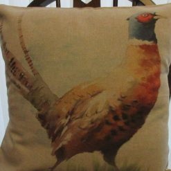 "18"" Pheasant Cushion Cover"