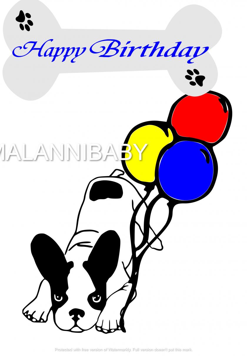 French Bull Terrier SVG | Cricut | Silhouette | SVG ESP DXF JPEG PNG PDF