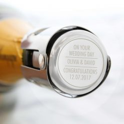 Personalised Classic Wine Bottle Stopper