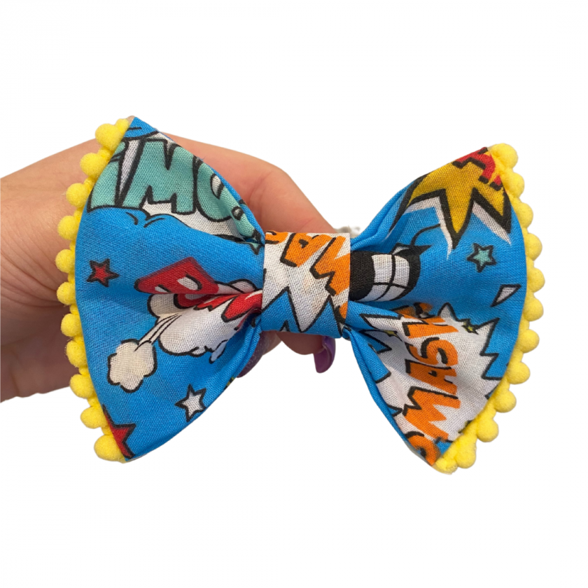 POW WOW! bow tie