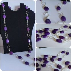 Gorgeous handcrafted necklace
