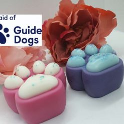 Cute Paw melts for charity