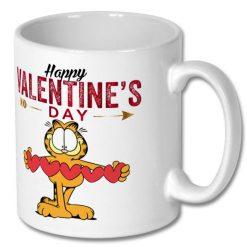 Affordable Coffee Gift Mug 10oz - Happy Valentine's Day
