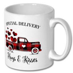 Ceramic Coffee Valentin Gift Mug 10oz