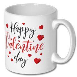 Ceramic Coffee Mug 10oz - Happy Valentine Day