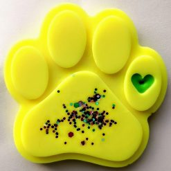 Blonde moment paw wax melts scented in fruity fragrance