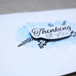 Thinking of You Greetings Card 3