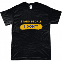 I don't UNDER stand people T-shirt