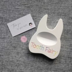 Engraved Tooth Fairy Dish