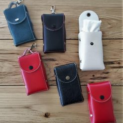 Tissue Pack Holder - Cigarette Case  (Plain or Personalised)