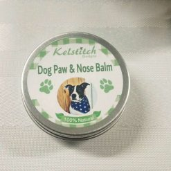 Dog Paw and Nose Balm - Paw Balm - Nose Balm - Dog Paw Care - Soothe Paws - Gift for Dog - Dog Grooming Gift - Pet Gift