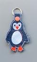 Keyring - penguin