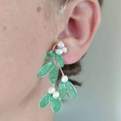 Angel, no piercing earring, Ear Wrap, Ear Cuff, for her, unusual gifts, Christmas gifts, unusual earrings, stocking fillers