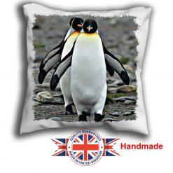 Panda Cushion Cover, Black and White Panda Cushion, 6 Sizes, Handmade
