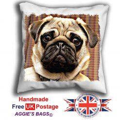 Miniature-Schnauzer Cushion Cover, Miniature-Schnauzer Cushion, Miniature-Schnauzer Pillow, 6 Sizes, Handmade