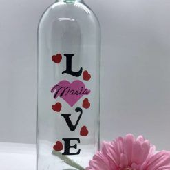 Personalised LOVE word, various sizes available
