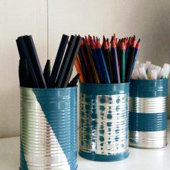 Pen pot desk tidy