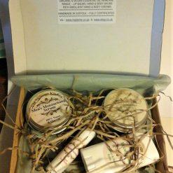 Letter box Men's Pamper Hamper Set (certificated products)