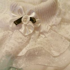 Frilly lace baby socks 0-6  months (Copy)