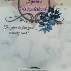 Blooming amazing mum purse card