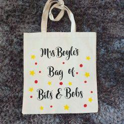 Bits and Bobs Tote Bag