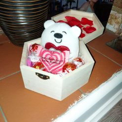 Valentines day love box