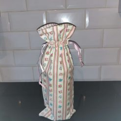 Fabric bottle gift bag