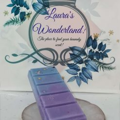 Lavender snappie wax melt