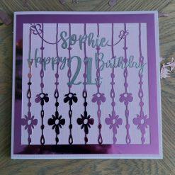 Birthday Card 21