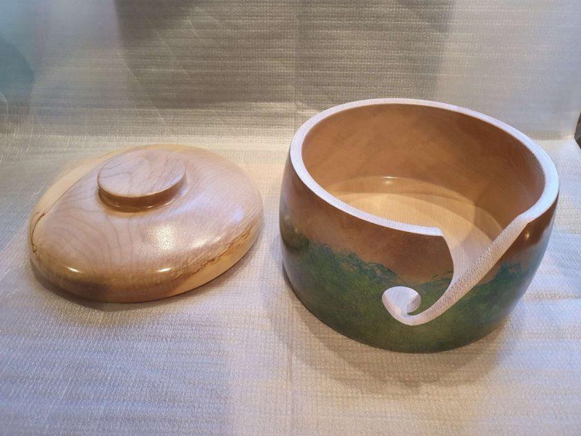 Yarn bowl 20
