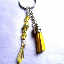 yellow keychain 4