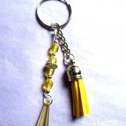 yellow keychain 3