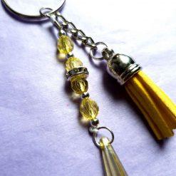 yellow keychain 2