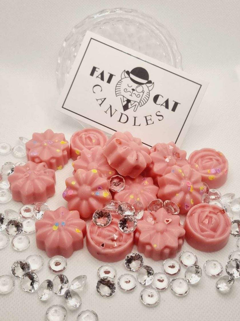 Rhubarb & Ginger Wax Melts (Limited Edition) 1