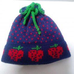 Babies Strawberry Hat