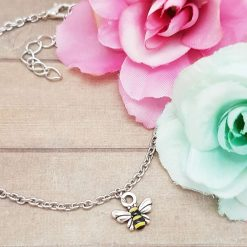 'Flower' Sunflower Necklace | Tibetan Silver Birthday Christmas Mothers Mother's Day Valentine Anniversary Easter Jewellery Gifts Gift Ideas