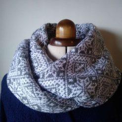 Infinity Snood Circular scarf 100% Acrylic